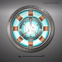 ARC Reactor by minimamente