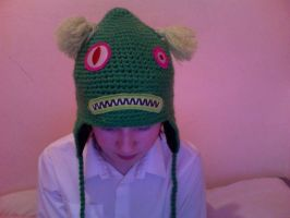 check out my cool hat lol by olivia9987