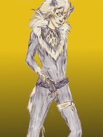 'The Rum Tum Tugger~' by terrynow