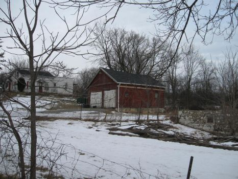 Old Barn by williamhenry