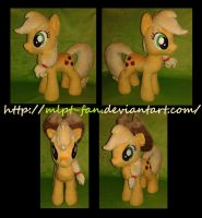 15 inches Applejack by MLPT-fan