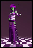 tallest purple by ClampMe