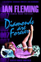 'Diamonds Are Forever' audio book package cover by PaulBaack