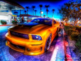 Mustang HDR by slobo26