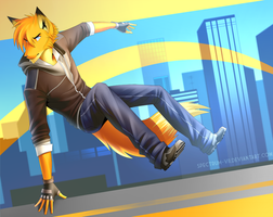 Freerunning by Spectrum-VII