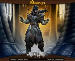 Moonga - Lord of Terror by moonga