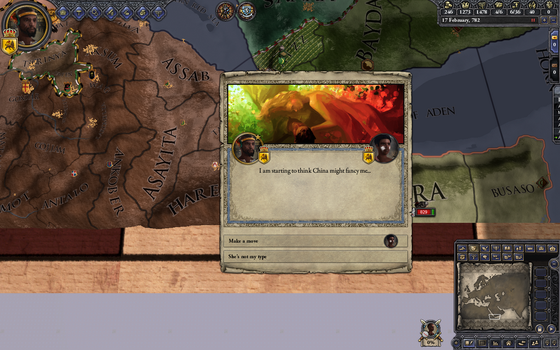 just another funny CK2 screenshot... with China by aruon