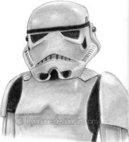 Stormtrooper by ryobase