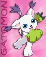 Gatomon by CherrygirlUK19