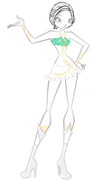 .:COMM:. Magic Winx Recolor by MissPerfect218
