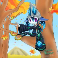 Autumn Break by Sandette