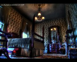 DeMenil Mansion - Kids Room by ellysdoghouse