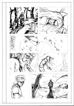 Project Page 12 Pencils by DuFfMaNRed