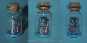 Octavia in a bottle by Blindfaith-boo