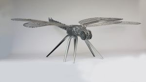 Dragonfly by HubcapCreatures
