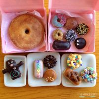 Voodoo Doughnuts by TheMicroBakery