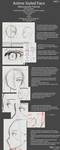 Face Tutorial Part 1 by AbsentWhite