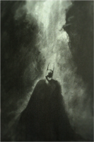 Dark Knight by BloodGrin