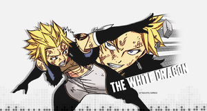 Sting|The white dragon by Lulusaki-Seki59