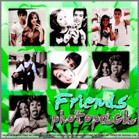 +Friends Photopack by GomezLovatoBieber