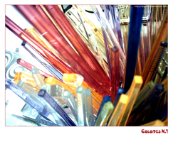 Colores N.1 by Alquimia