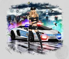 New York's Finest by LordOfTheConquerers