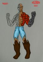 Absorbing man from MARVEL by Kamran10000