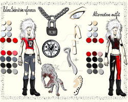 SBHP::BSB:: Helena references by MistressOfHorror