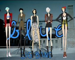 Big Bang Blue Compilation by Dunga21