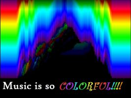 Music Is Colorful by ChronicDevil27