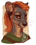 Fossa me by LiLaiRa
