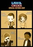 Law and Order SVU Pocket by beiron