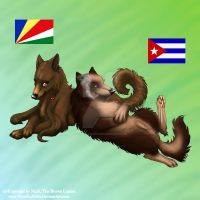 APH WN: Cuba and Seychelles by WoelfinNishi