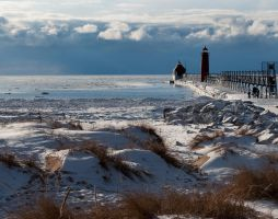 Michigan's western shores by AlanMedina