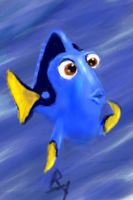 Dory by la-rock-star