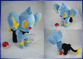 Shinx SOLD by darkpheonixchild