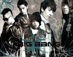 Big Bang by sandramischievous