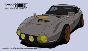 Tuned 2000GT by ngarage