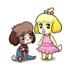 two good little puppies by xHyrulesOblivionx