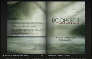 'A Creative Book' Web Application - 003 by aktell