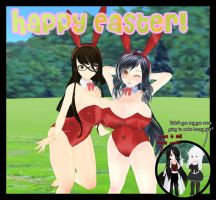 Happy Easter 2013 by Morphy-McMorpherson