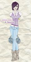 A character - Charlie III by Mad3m0is3ll3-K3y