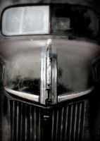 Just an old car... by shuallyo
