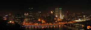 Panoramic Pittsburgh by AiPFilmMaker