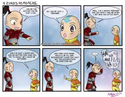 4 Zuko's headache by OrangeBlueCream