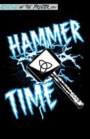 Hammer Time - Limited Sale 12-20-13 by KirbywithaMasamune