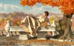 Neoclassical Fall by deskridge