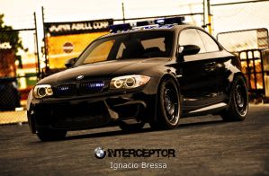 BMW 1 Series 'Interceptor' by IgnacioBressa