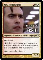 Ash, Housewares by milkman-your-dad