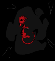 Child Of Darkness by lovecreepypasta1